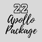 22 Sharpstown Apollo Package
