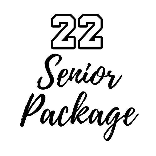 22 SHMSTC Senior Package