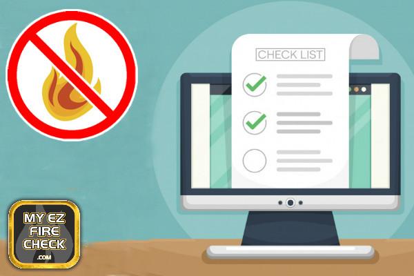 My Ez Fire Check - Fire Register App