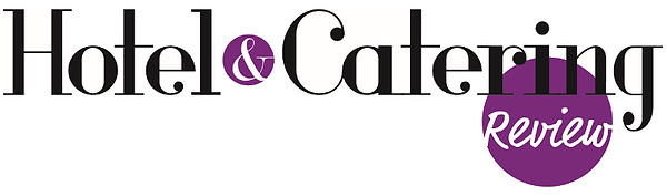 Hotel and Catering Review Magazine Logo.