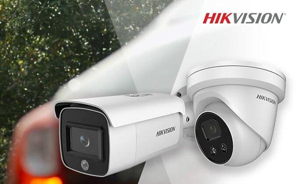 Hikvision AcuSense Technology CCTV Monit