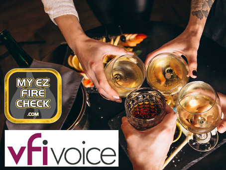 VFI Voice: My Ez Fire Check featured in official magazine of the Vintners' Federation of Ireland