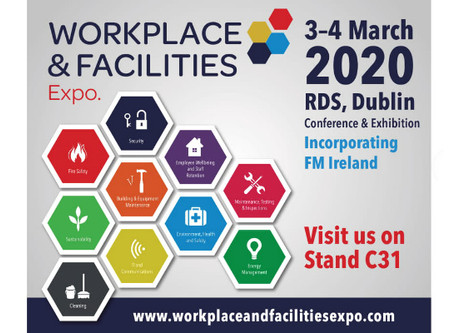 Visit My Ez Fire Check at the Workplace & Facilities Expo. 2020