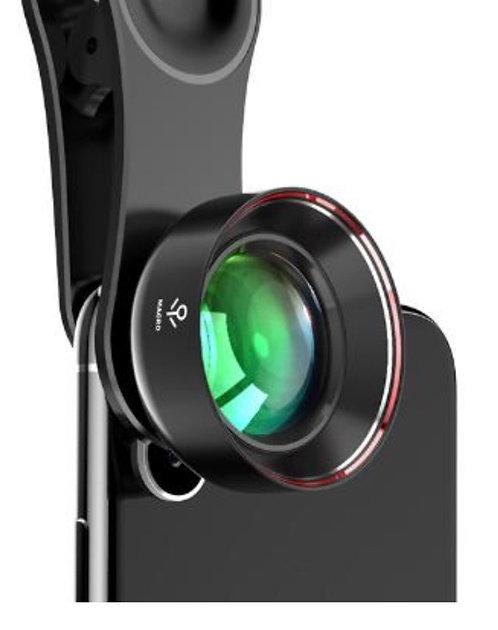 Iris Analysis Lens