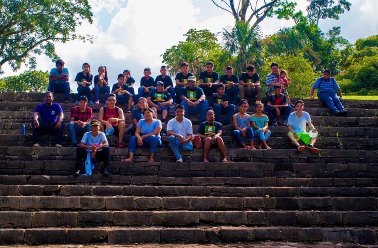 Dangrigra Youth field trip
