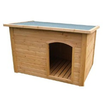 Sloping Roof Dog Kennel All Sizes