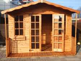 Summerhouse All Sizes