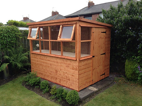 Potting Shed All Sizes