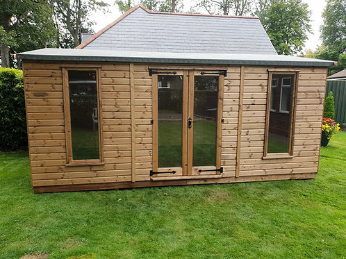 Double Glazed Offices and Summerhouses
