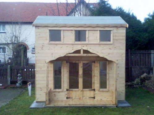 Double Storey Playhouse - All Options