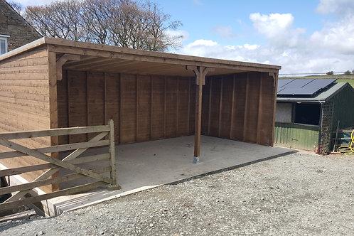 Hay Barn All Sizes