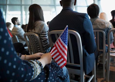 미국 시민권 신청