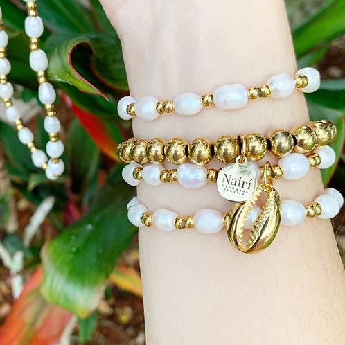 Pretty in Pearls Bracelet