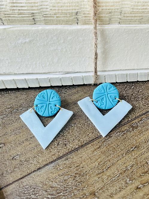 Vick earrings