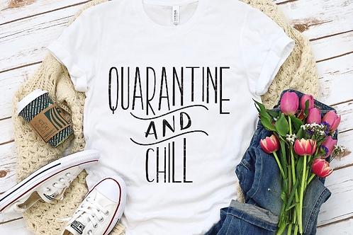 Q and C shirt