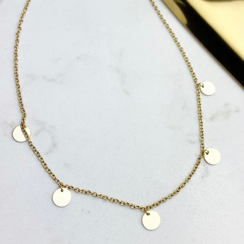 The dotty necklace