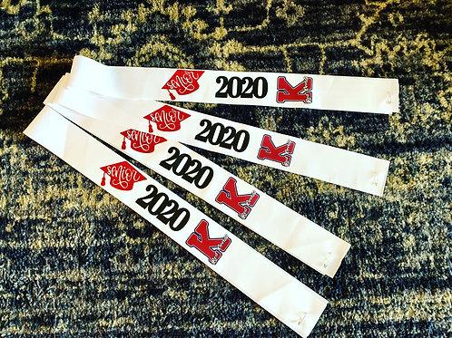 Seniors 2020 Sash