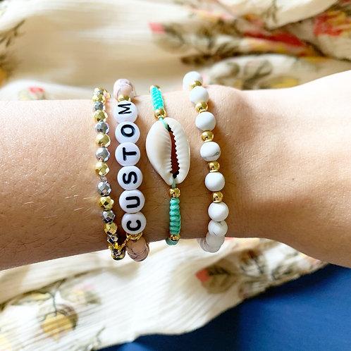 Nairi stacks bracelets