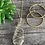 Thumbnail: Glass Diamond necklace