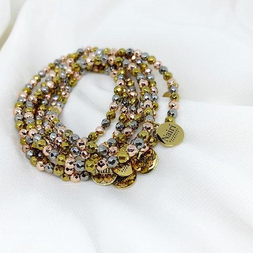 Tri Color Bracelet