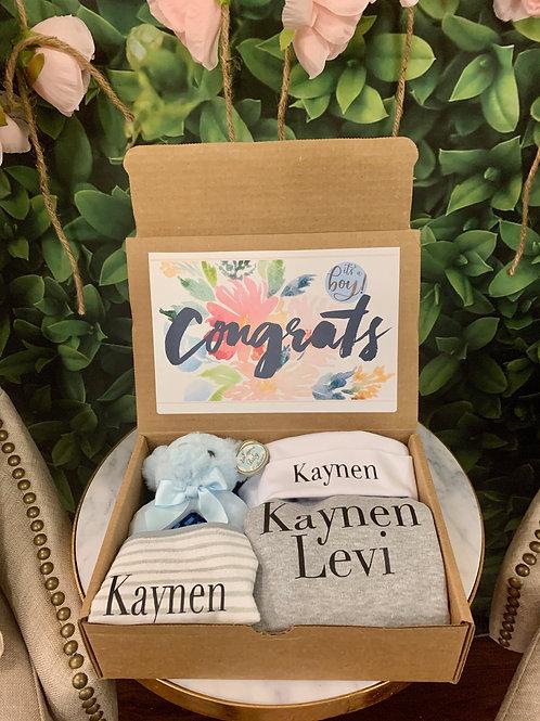 Congrats Baby Box