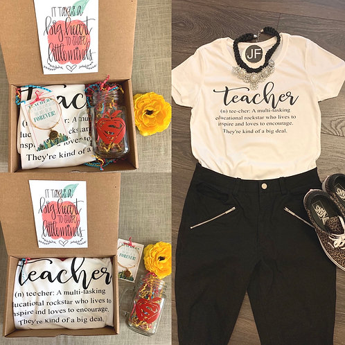 Love your teacher box