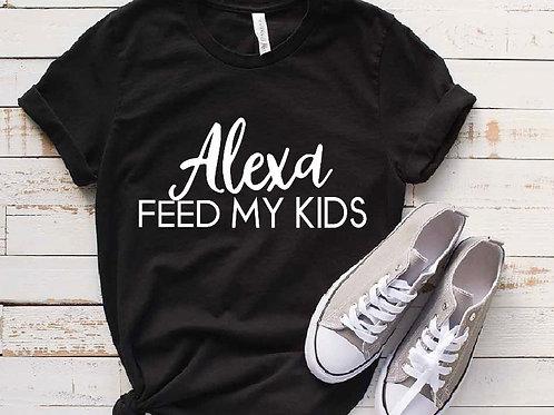 Alexa feed