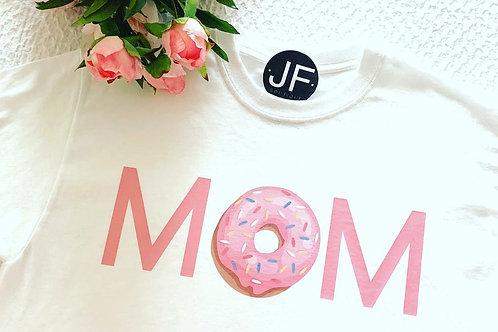 Donut Mom shirt