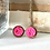 Thumbnail: Hot pink studs