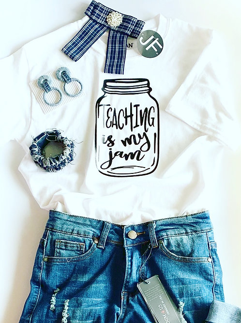 Teaching shirt