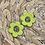 Thumbnail: Daisy donut earrings