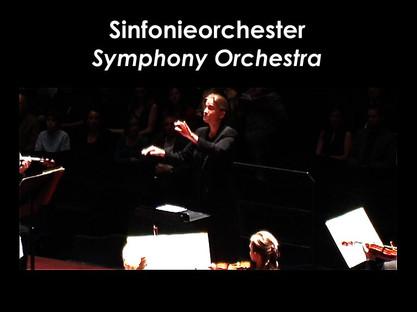 Sinfonieorchester Demovideo August 2019