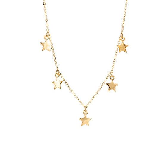 Choker Estrellas
