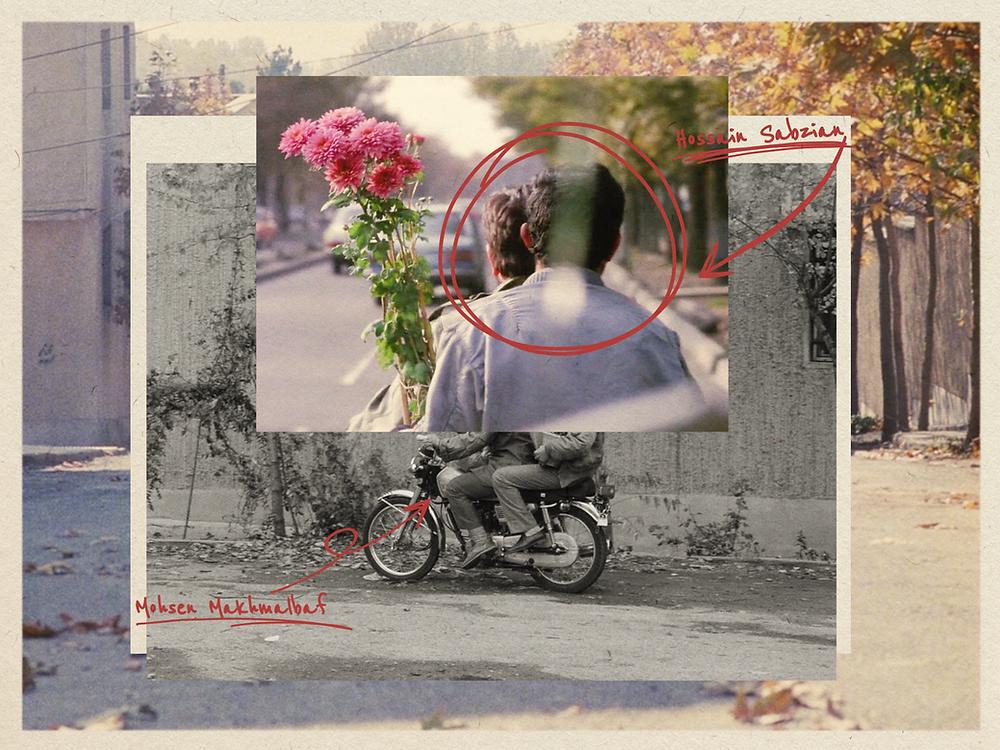 Close-Up 1990 film Abbas Kiarostami Hossain Sabzian Mohsen Makhmalbaf Iranian cinema