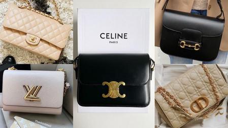 人生必買精品包推薦!香奈兒、Dior、LV…五個入門經典方包盤點,揹十年依舊不過時!