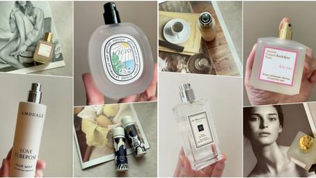 夏季最柔軟粉香→新品+人氣『8款髮香水推薦』噴後髮留洗髮後的清香皂味、宛如天生髮香的軟甜美人♡