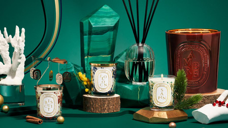 【2021聖誕香氛】diptyque重新演繹經典巴西耳圖案,限量香氛新品宛如大型珍寶盒,展現珍寶魅力!