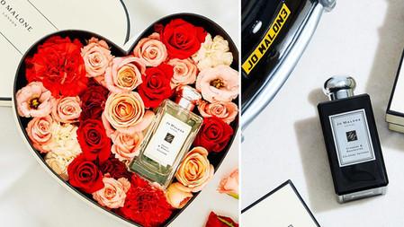 七夕送這盒展現滿滿情意!Jo Malone London情人節免費花盒服務,香氛+鮮花糅合出最難忘的香氣記憶♥