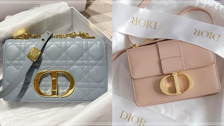 Dior迷你小包夢幻清單TOP6!每款都太美、陷入選擇障礙,今年買包就這裡挑一個~!