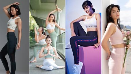 自信地瑜伽全靠自在的瑜伽服➝『功能/面料/時尚感/理念』,挑選運動服你看重哪一點?