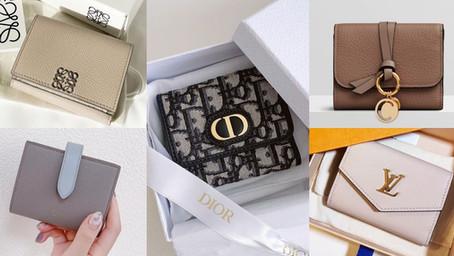 五倍券預算剛好換皮夾!入門款「精品短夾TOP8推薦」Dior、LV、LOEWE一萬初搞定!