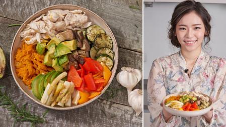 【簡單、時短  - 元氣美麗食譜】網路名人上菜:聖嫂DODO