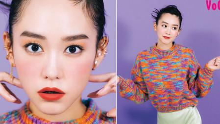 桐谷美玲使用她最心儀的日本未發售彩妝品上妝──本月為韓國備受矚目的彩妝品牌「RAREKIND」!