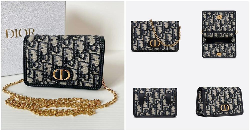 小資精品包推薦-Dior 30 MONTAIGNE NANO 小袋
