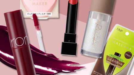 【全部都在1600日幣以下!】現在最受歡迎的6款「不脫妝」開架彩妝品【開架彩妝品.口碑排行第1名總整理】