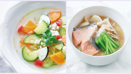 美味又能補充美麗!日女肌膚光澤UP↑的3種美肌湯品食譜,『鮭魚甜酒味噌湯』能改善腸道、補充營養!