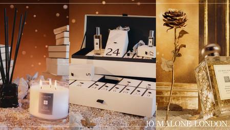 燦爛閃耀的Jo Malone London 『星光聖誕系列』登場!限定新香星光柑橘與蜂蜜必買、香氛蠟燭增添聖誕氣息♡