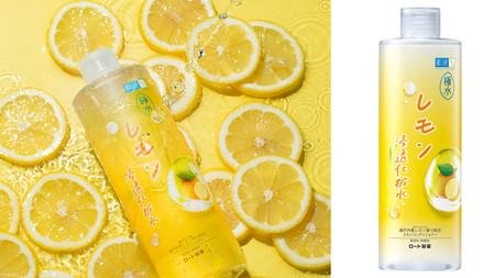 清爽檸檬精華立刻「水」到肌底!肌研「極水檸檬淨白化粧水」清透不黏膩,找回明亮淨白的美肌!