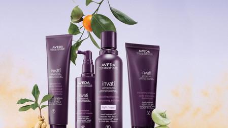 AVEDA 推出養護頭皮健康的全新生力軍!頭皮清潔 「蘊活菁華更新洗髮精」、頭皮保濕「蘊活菁華髮根強韌膜」 1/8全新上市