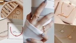平價飾品首選!Vacanza人氣熱銷「質感飾品Top10」祈願手鍊、頸鍊、戒指這樣挑!